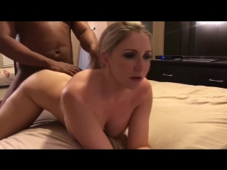 Bbc breeds blonde wife 2nd meet