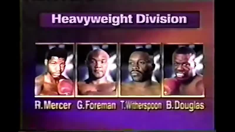 Lennox Lewis vs Andrew Golota TVKO HBO PPV October 4 1997
