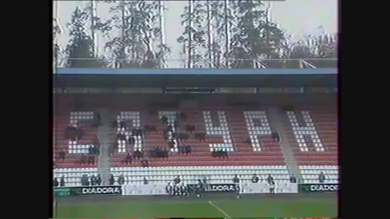 Локомотив - Уралан 9_0 03.11.2000. Обзор ОРТ