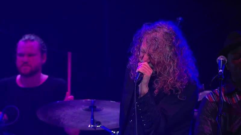 Robert Plant - Hoochie Coochie Man - Whole Lotta Love - Mona (The Sensational Space Shifters - Live at David Lynchs Festival)