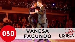 Vanesa Villalba and Facundo Pinero – Dichas que viví, Lisbon 2018 #VanesayFacundo