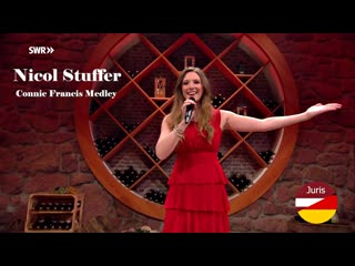 Nicol Stuffer - Connie-Francis Medley (Schlager Spa mit Andy Borg)