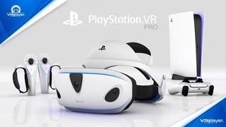 PlayStation VR 2, PSVR 2 Concept Trailer SONY  VR4Player