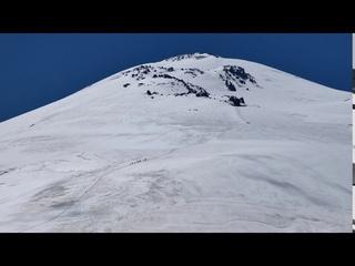 Mt. Elbrus, North Side, Russia 2019