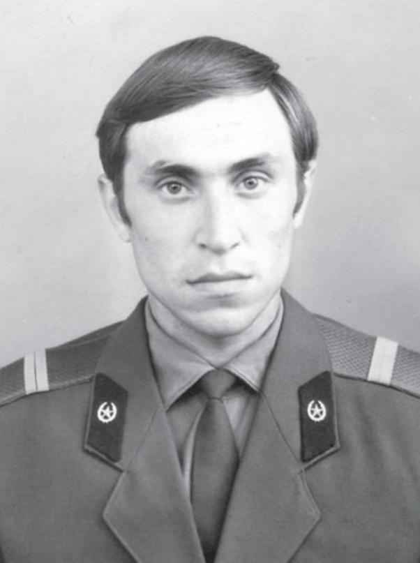 31 августа 2000 года трагически погиб сотрудник УФСБ России по Самарской области...