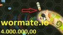 Wormate.io 106   Trò chơi rắn săn mồi   Game rắn săn mồi