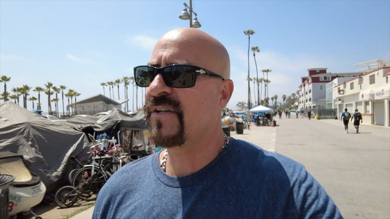 DISTURBING SIGNS POINT TO BIG TROUBLE ECONOMY MELTING DOWN VENICE BEACH HOMELESS NIGHTMARE