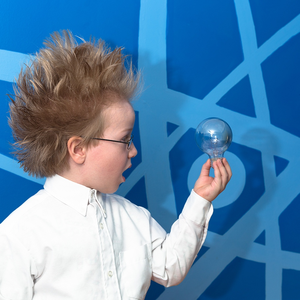 Афиша Нижний Новгород Научное волшебство: опыты с электричеством