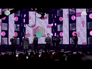 191207 EXO Chen Jongdae @ EXO Fancam encore ver Show! Music Core