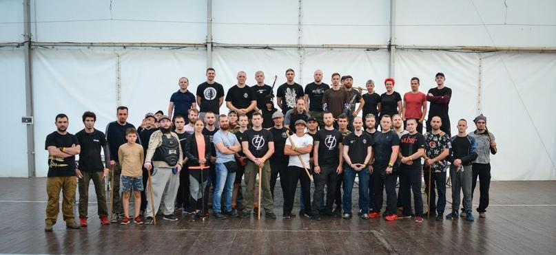 Фестиваль оружейных единоборств Knife party 3, изображение №1