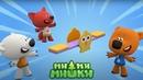 Ми-ми-мишки новые серии Возвращение Цыпуши — Серия 192