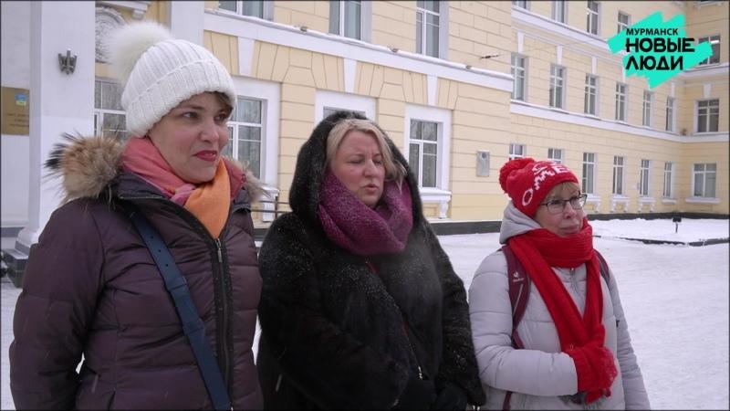 Новые люди в Мурманске проверили энергоэффективность зданий