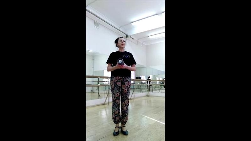 Элементы народного танца группа 6