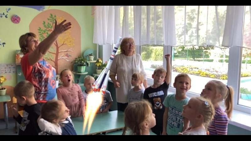 Видео от МДОУ 18 Разумное