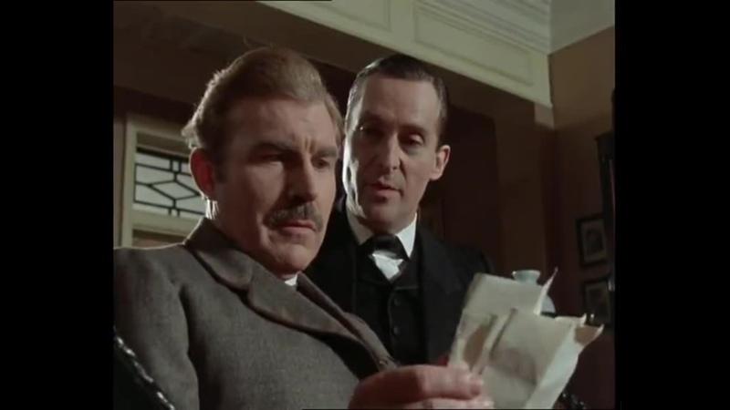 Сериал Приключения Шерлока Холмса The Adventures of Sherlock Holmes 8