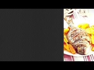 493567950_Готовим запеченную рыбу с травами и отварным картофелем