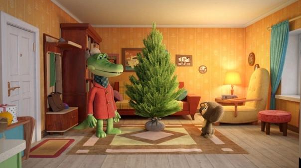 «Союзмультфильм» готовит короткометражку про Чебурашку и Крокодила Гену