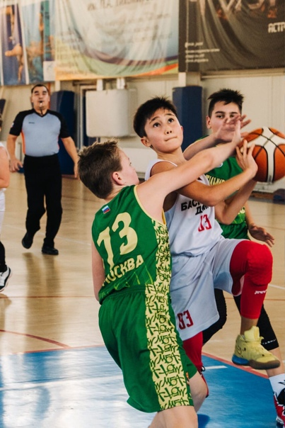 Тимирязевская-1 vs БаскетДом-1