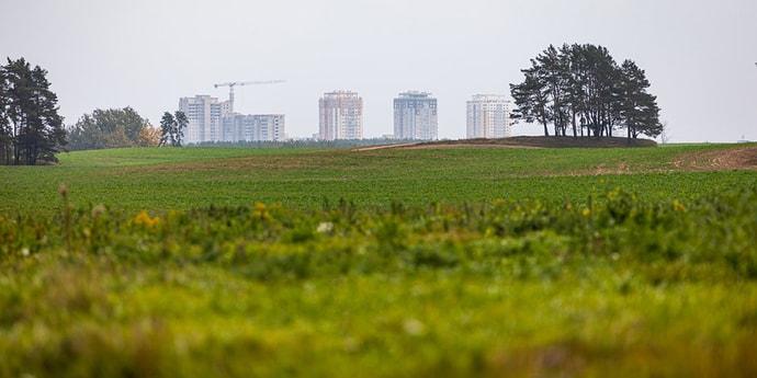 Масштабная застройка севера Минска может начаться в течение месяца