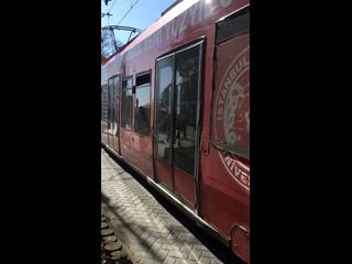 Метро Стамбула 2021