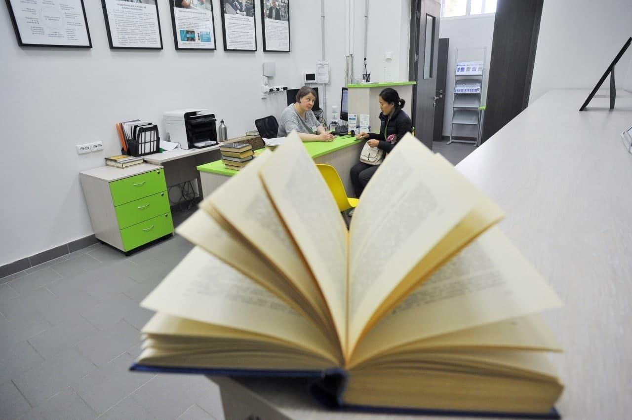 """Библиотеки ЮВАО проведут онлайн-конференцию на тему волонтерства. Фото: АГН """"Москва"""""""