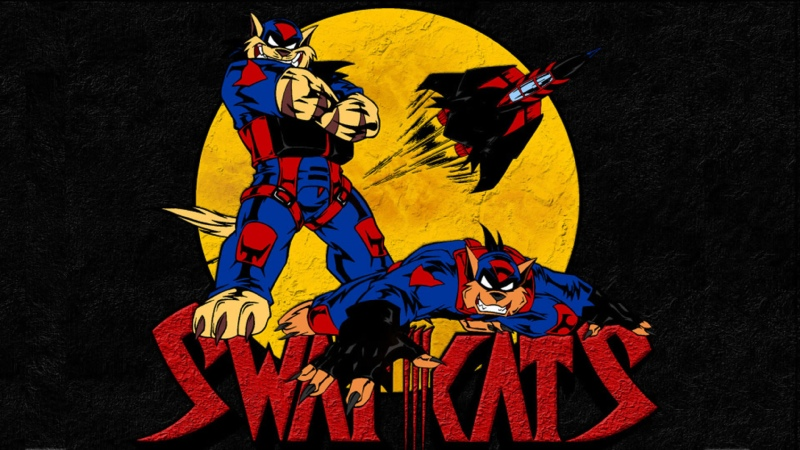 Коты быстрого реагирования Swat Kats The Radical Squadron Специальный Репортаж 13 Серия 2 Сезон