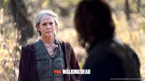 Кадры шести дополнительных эпизодов десятого сезона «Ходячиих мертвецов»