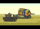 World of Tanks - Мамикс - Танк Vs. Кола - Танк Россия