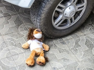 В Твери ребенок попал под машину скорой помощи