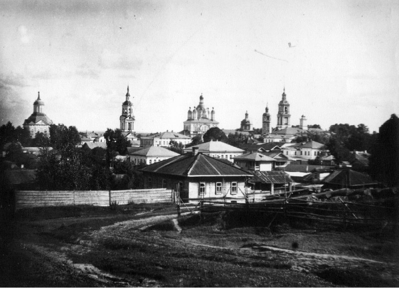 Старый Орлов (Халтурин), Вятская губерния