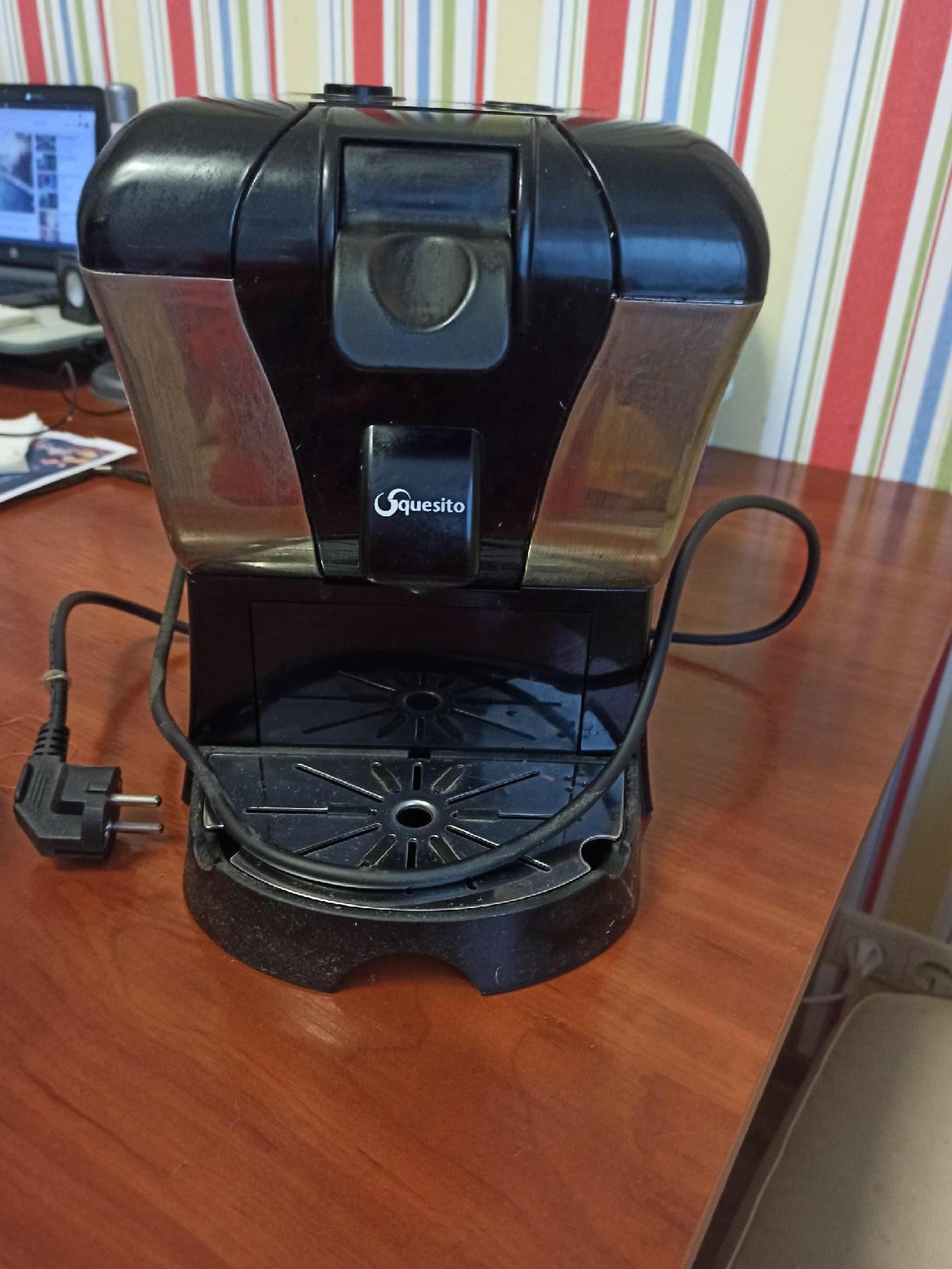Капсульная кофемашина Squesito.