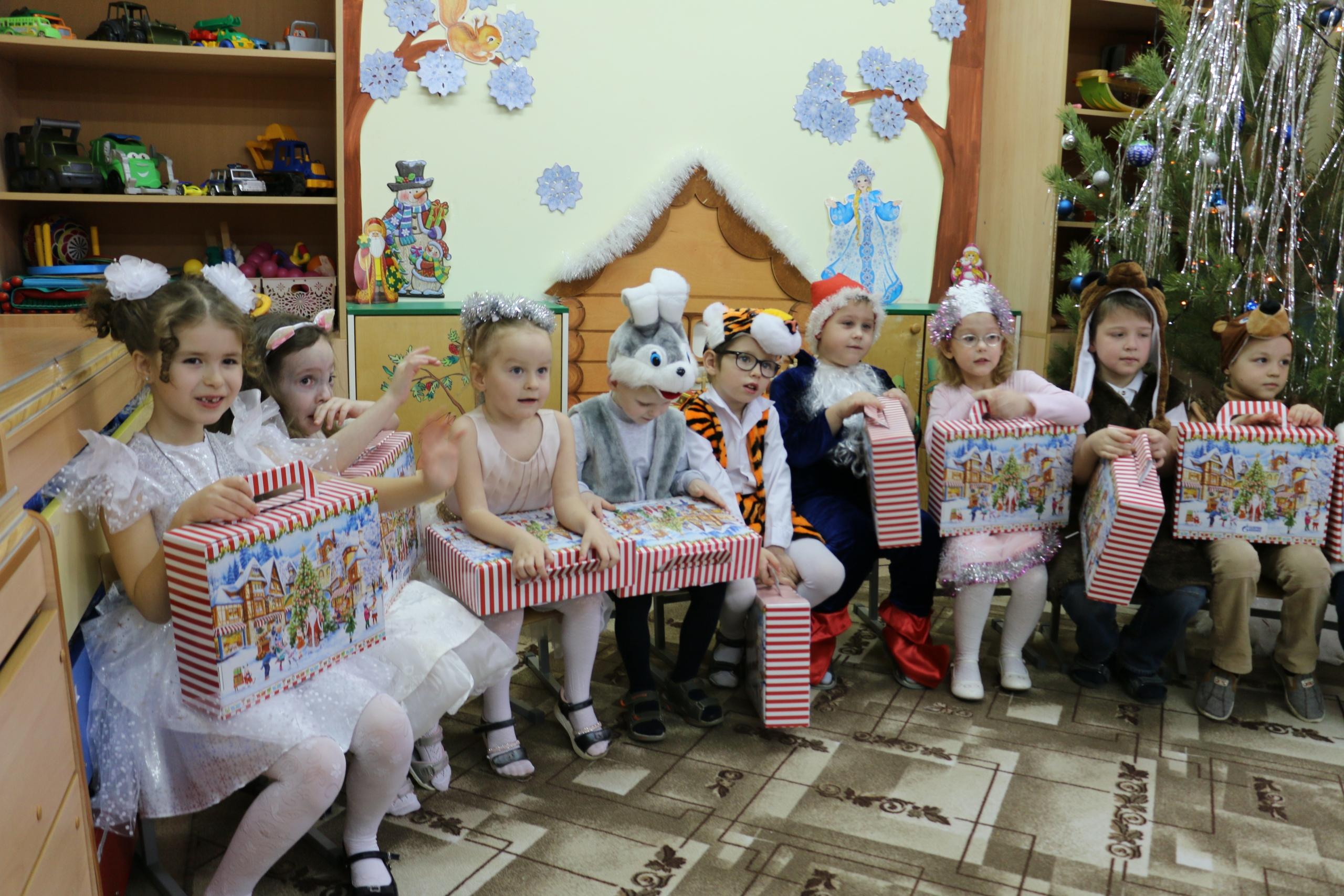 Новогодний сюрприз от ООО «Газпром трансгаз Саратов», изображение №2