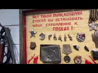 Интерактивная выставка «Поезд Победы»