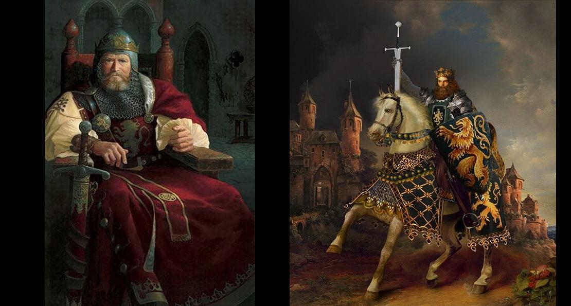 Таинственный король Артур