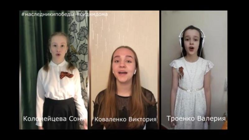 Видео - поздравление воспитанников детской музыкальной школы №10 им.С.С.Прокофьева