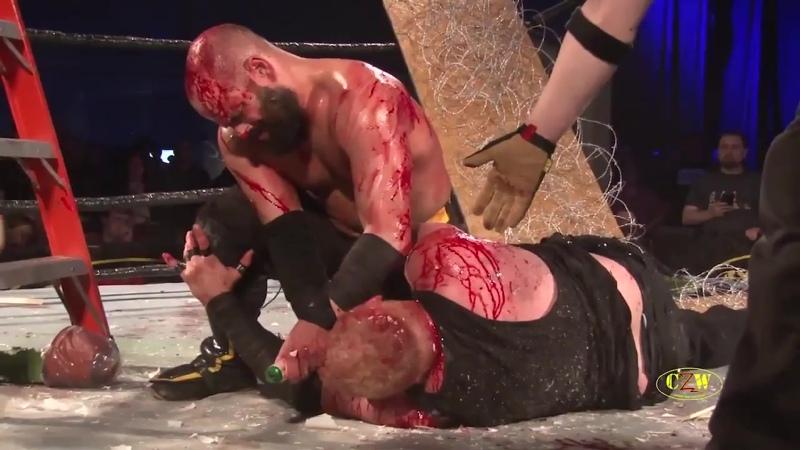 WM Алекс Колон против Дэнни Хэвока CZW Down With The Sickness 2017