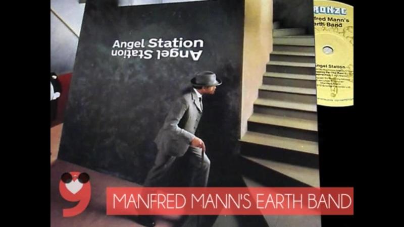 1979 ГОД ГРУППА MANFRED MANNS EARTH BAND АЛЬБОМ ANGEL STATION