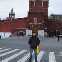 Фотография анкеты Андрея Костицына ВКонтакте