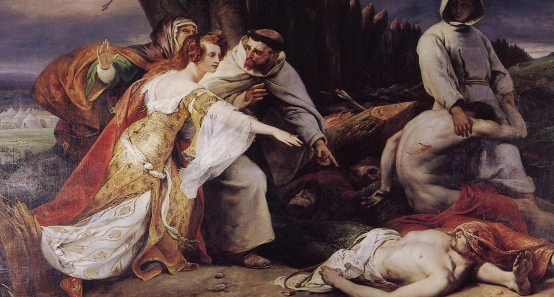 Смерть Гаральда