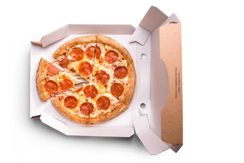 Вкусные сырные новинки от «ДоДо Пицца» в бизнес-центре «Нагатинский»