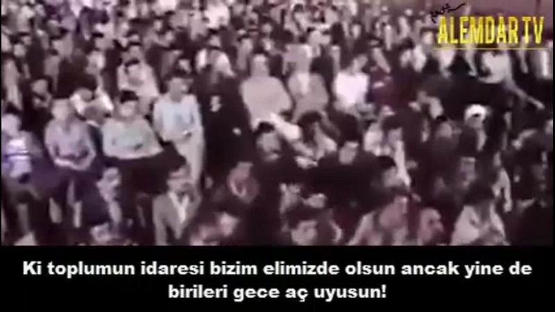 Şehit Beheşti Bu böyle olana dek toplumumuz İslami değildir!