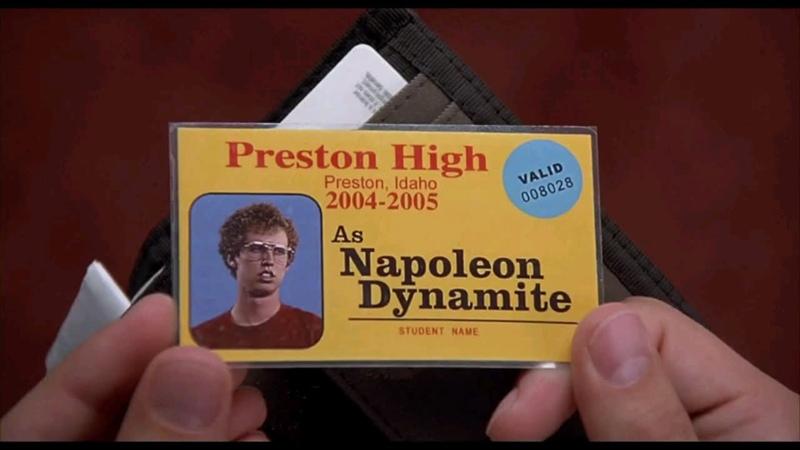 Наполеон Динамит Napoleon Dynamite 2004
