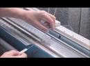 Шапка на вязальной машине Silver Reed. Красивая макушка частичным вязанием!