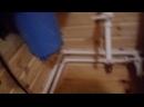 Монтаж труб водопровода, установка бойлера