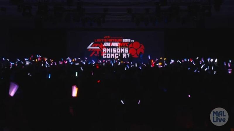 20th Anniversary Live Lantis Matsuri 2019 at AnimeNYC