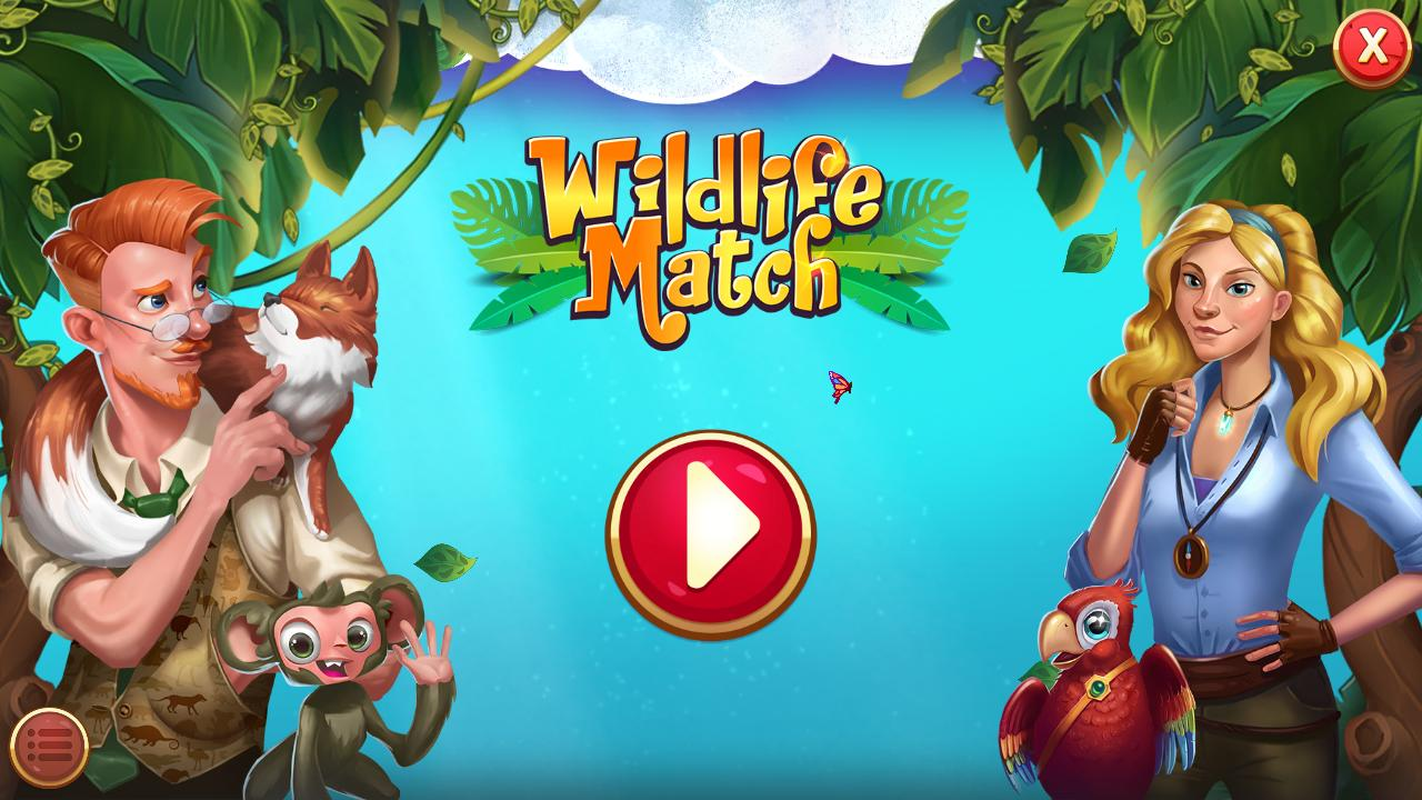Wildlife Match (Rus)