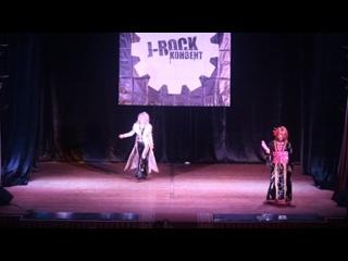 Shaura и Erina (VII-Sense) - Scarlet Yuuji и Mi re ne (Чебоксары, Курск) - J-Rock Конвент 2015