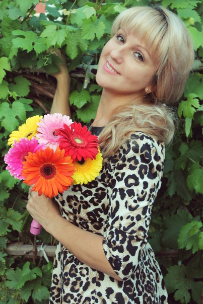 Светлана Стовбыра, Салават, Россия