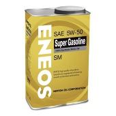 Масло ENEOS Super Gasoline 100% Synt 5/50 SM (1л)