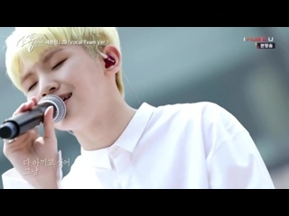 [170608] SEVENTEEN (세븐틴) @ MBC Music Picnic Live